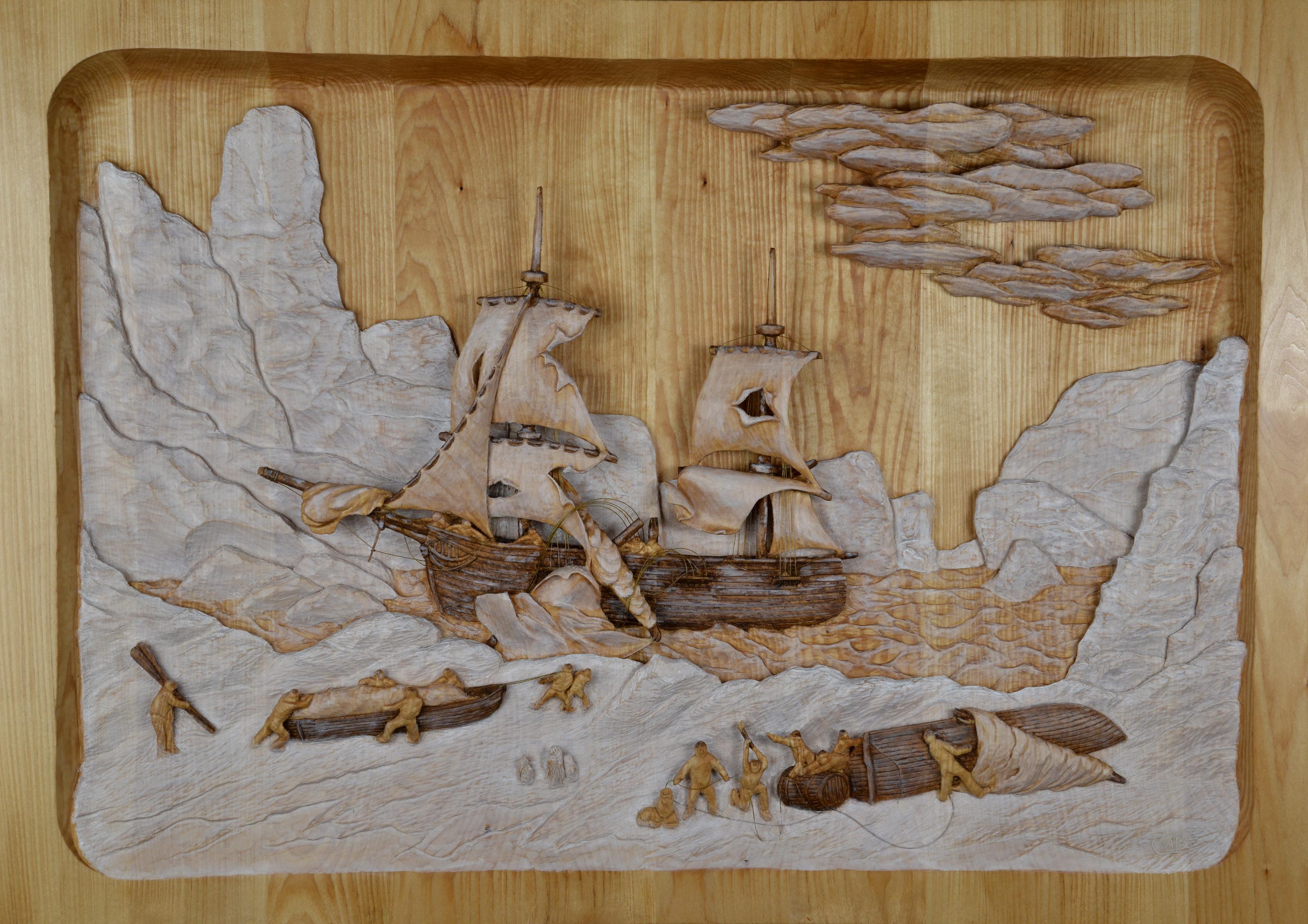 Atelier d'art sculptural